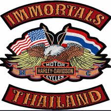 immortals thailand logo