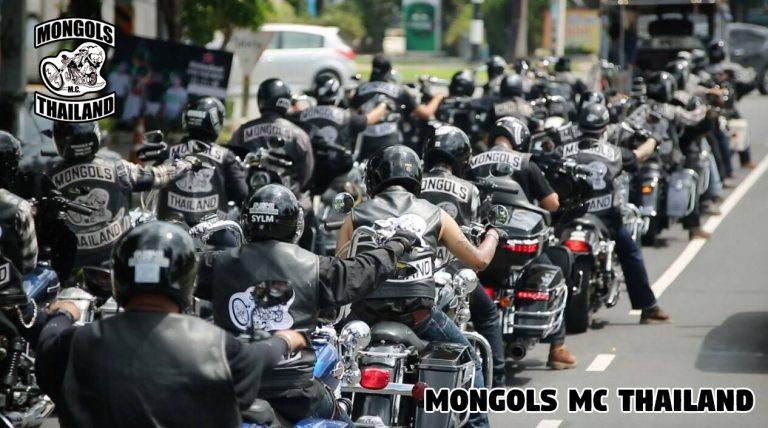 แก๊งบิ๊กไบค์ mongols