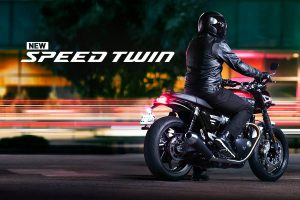 Triumph Speed Twin New