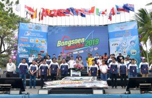 งานแข่งรถ SuperCar บางแสน ครั้งที่ 13 Bangsaen Granprix 2019